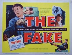 The Fake 1953 DVD - Dennis O'Keefe / Coleen Gray